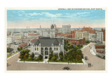 Business District, Fort Worth, Texas