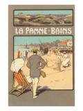 La Panne-Bains, Tennis on Beach