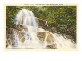 Laurel Falls, Great Smoky Mountains