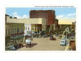 Business District, Texarkana Texas