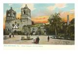 Mission Concepcion, San Antonio, Texas
