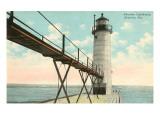 Lighthouse, Kenosha, Wisconsin