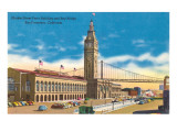 Market Street Ferry Building, San Francisco, California