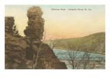 Chimney Rock, Harper's Ferry, West Virginia
