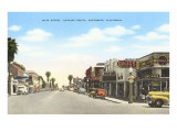 Main Street, Oceanside, California
