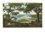 Torrey Pines Beach, San Diego County, California