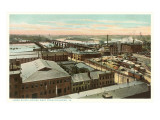 Overview of Richmond, Virginia