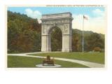World War Memorial Arch, Huntington, West Virginia