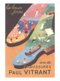 Advertisement for French Sport Shoes
