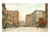 Weybosset Street, Providence, Rhode Island