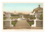 Botanical Gardens, Balboa Park, San Diego, California
