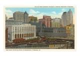 Skyline, Pittsburgh, Pennsylvania