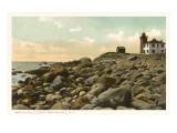 Lighthouse, Watch Hill, Rhode Island