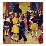 """""""""""Dance Cotillion"""""""", April 28, 1951"""
