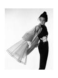 Vogue - April 1950 - Coat Flip