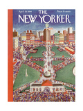 The New Yorker Cover - April 28, 1934