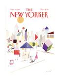 The New Yorker Cover - September 14, 1981
