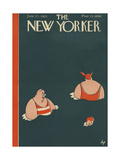 The New Yorker Cover - June 27, 1925