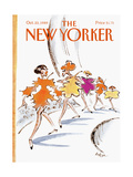 The New Yorker Cover - October 23, 1989