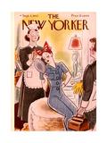 The New Yorker Cover - September 4, 1943