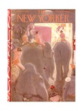 The New Yorker Cover - April 7, 1956