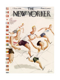 The New Yorker Cover - August 1, 1936