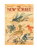 The New Yorker Cover - May 2, 1964