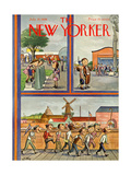 The New Yorker Cover - July 29, 1939
