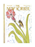 The New Yorker Cover - August 20, 1966