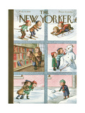 The New Yorker Cover - February 4, 1939