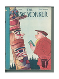 The New Yorker Cover - April 21, 1934