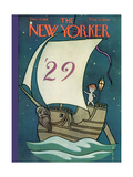 The New Yorker Cover - December 29, 1928