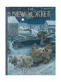 The New Yorker Cover - February 19, 1949