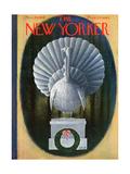 The New Yorker Cover - November 29, 1958