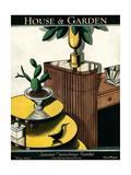 House & Garden Cover - May 1929