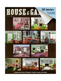House & Garden Cover - May 1940