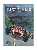 The New Yorker Cover - September 3, 1966