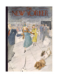 The New Yorker Cover - February 12, 1955