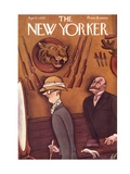The New Yorker Cover - April 1, 1933
