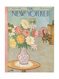 The New Yorker Cover - September 13, 1958