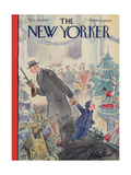 The New Yorker Cover - December 18, 1943