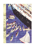 The New Yorker Cover - February 6, 1937