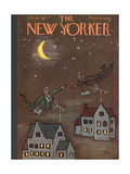 The New Yorker Cover - October 22, 1960