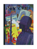 The New Yorker Cover - August 9, 1941