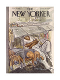 The New Yorker Cover - February 11, 1939