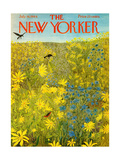 The New Yorker Cover - July 18, 1964