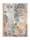 The New Yorker Cover - November 1, 1947