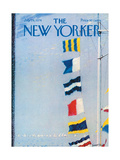 The New Yorker Cover - July 29, 1974