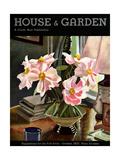 House & Garden Cover - October 1933