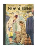 The New Yorker Cover - September 29, 1945